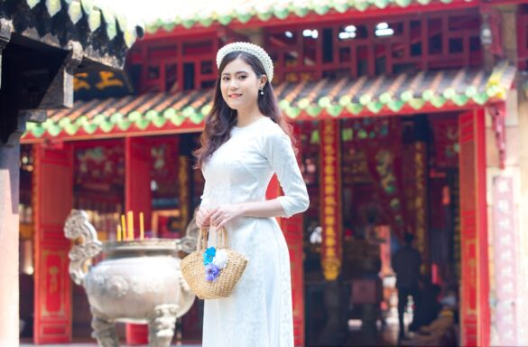 Ao dai Lang ong ba chieu 5